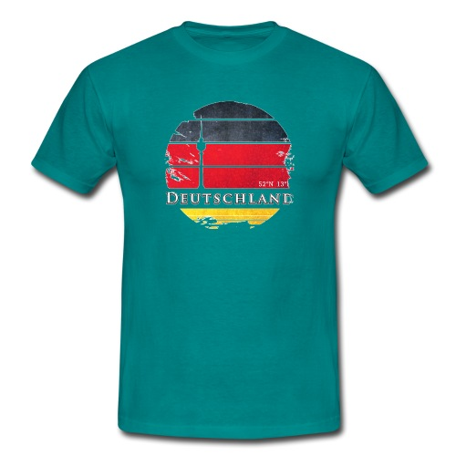 DEUTSCHLAND 2 - Men's T-Shirt