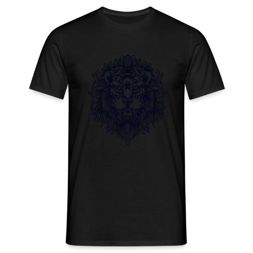 Lion Head - Koszulka męska