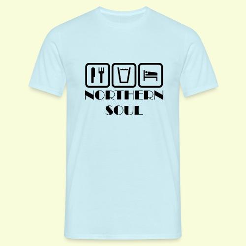 Eat Drink Soul - Men's T-Shirt