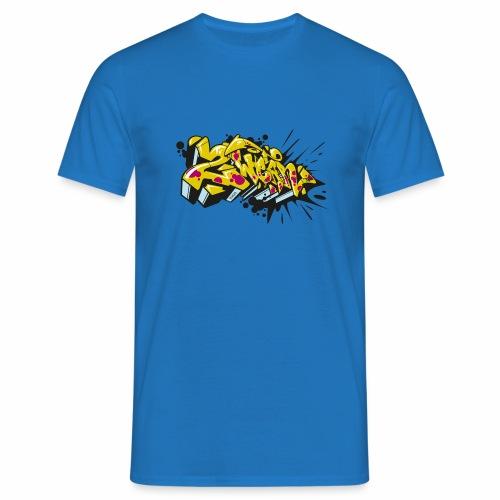 2Wear Toys graffiti slime √ - Herre-T-shirt