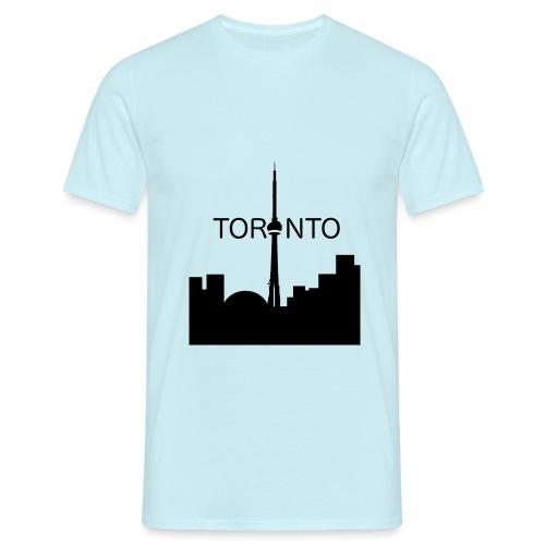 Toronto - T-shirt herr