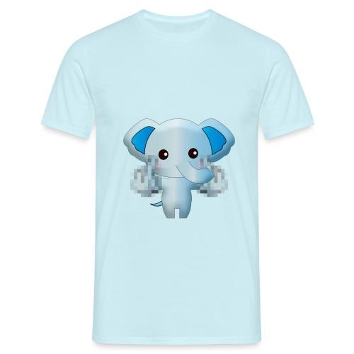 Éléphant F*** - T-shirt Homme
