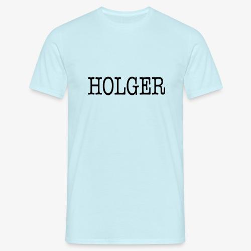 Holger Snapback Cap - Herre-T-shirt