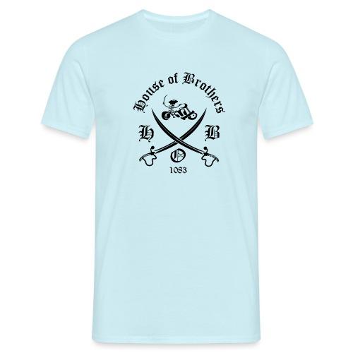 hob final 10mb - Männer T-Shirt