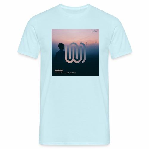 Meynberg - Everyday (I Think of You) [Artwork] - Männer T-Shirt