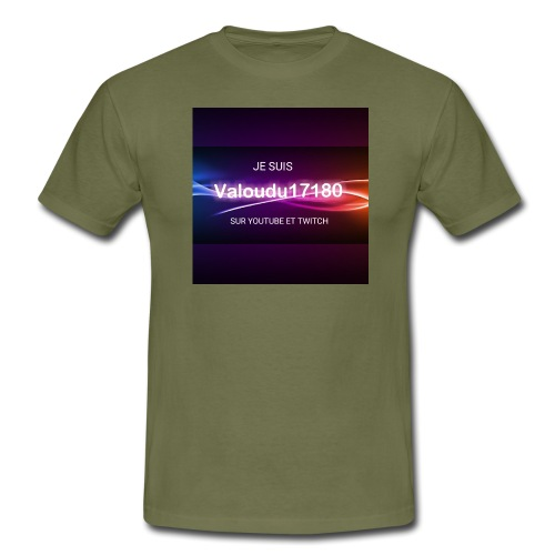 Valoudu17180twitch - T-shirt Homme