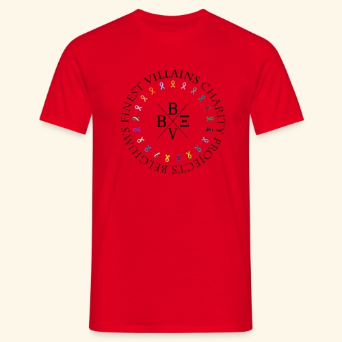 BVBE Charity Projects - Men's T-Shirt