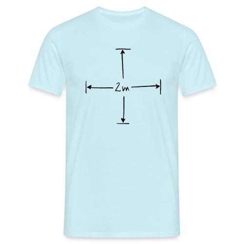 Corona - Männer T-Shirt