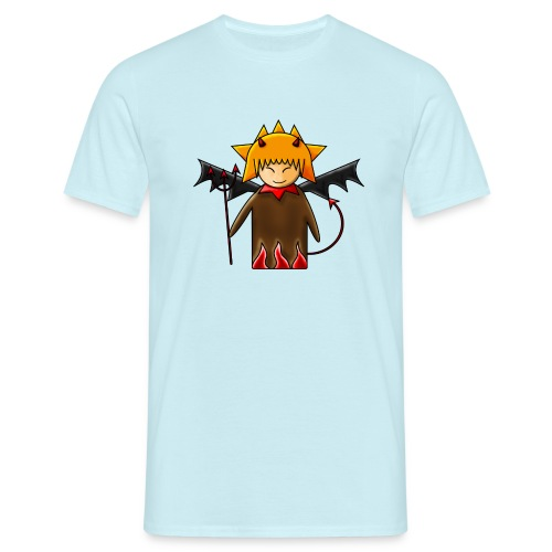 Kokeshi DEMONE - T-shirt Homme