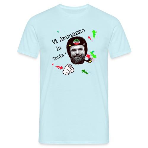 Vi ammazzo la testa - Maglietta da uomo