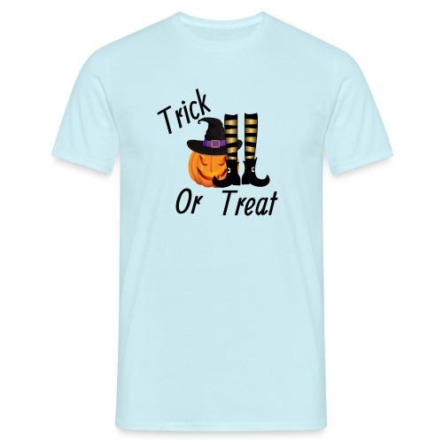Truco o trato - Camiseta hombre