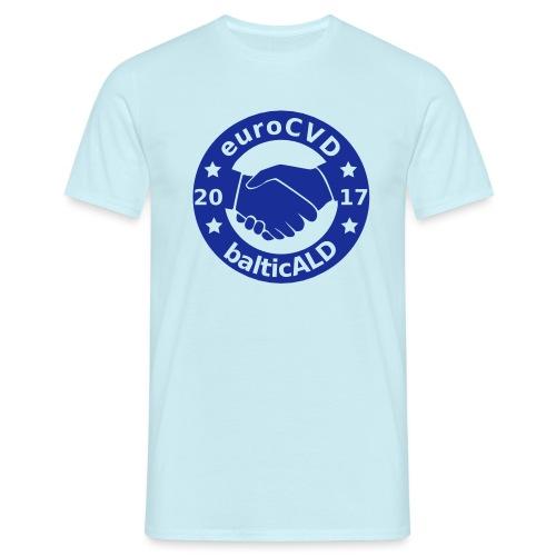 Joint EuroCVD-BalticALD conference womens t-shirt - Men's T-Shirt