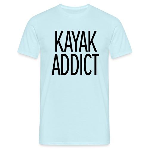 Kayak addict sweat-shirt Contraste - T-shirt Homme
