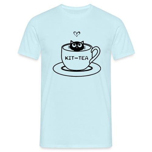 CAT TEA - T-shirt Homme