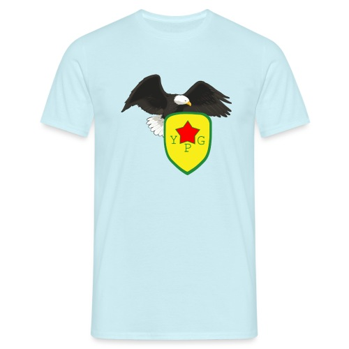 Mens Support YPG Hoodie - Miesten t-paita