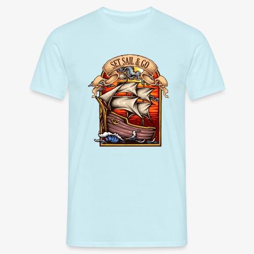 L'explorateur - T-shirt Homme