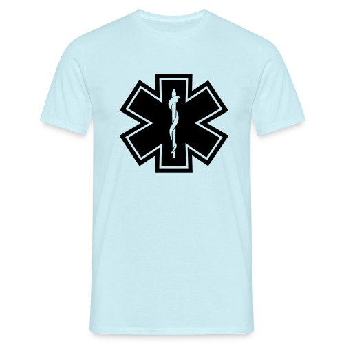 paramedic2 eps - Männer T-Shirt