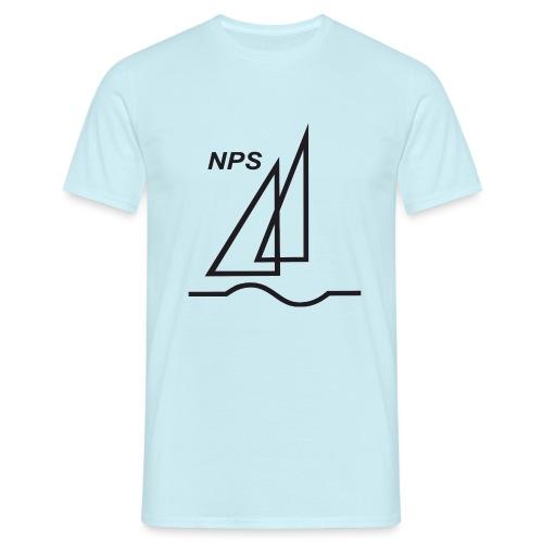 NPS Logo - Miesten t-paita