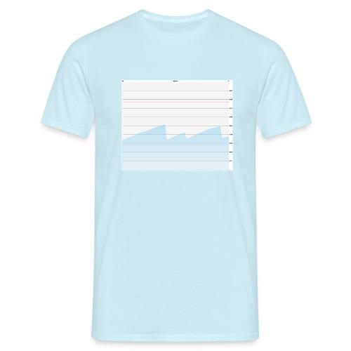 Diagramme JVM Shirt - Männer T-Shirt