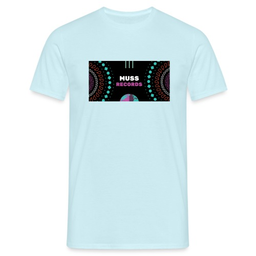 Muss_records_1_-1- - T-shirt Homme