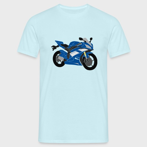 R6NICK Bike - Men's T-Shirt