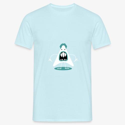 'Oasi' Monster Monstober DAY 22 - Mannen T-shirt