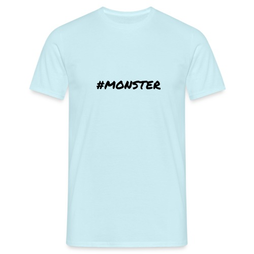 Monster - Mannen T-shirt