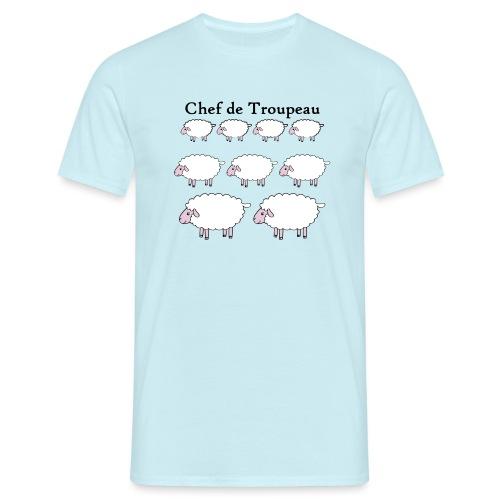 chef-de-troupeau - T-shirt Homme