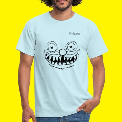 Scissorface - Mannen T-shirt