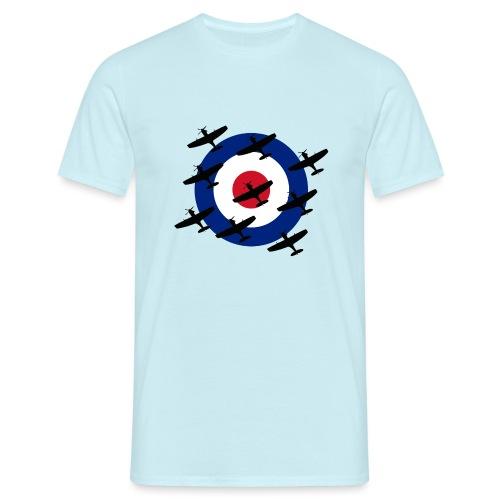 Spitfire vintage warbird - Men's T-Shirt
