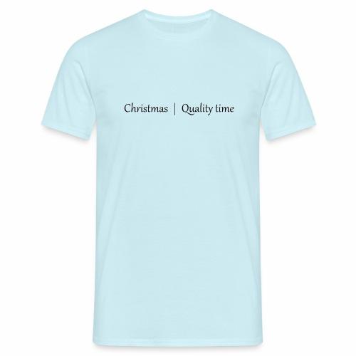 christmas - Männer T-Shirt