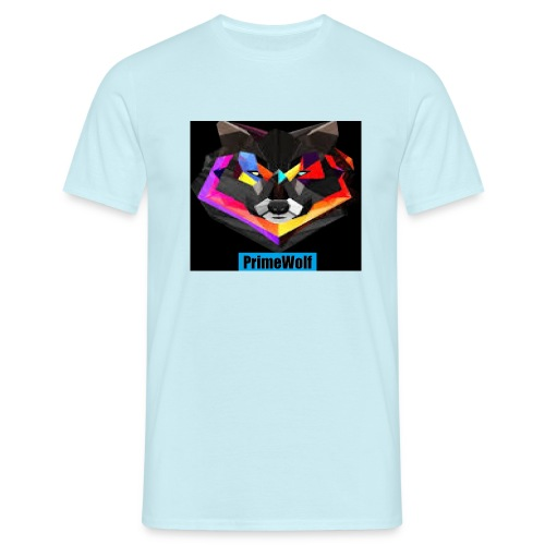 PrimeWolf Design - Men's T-Shirt