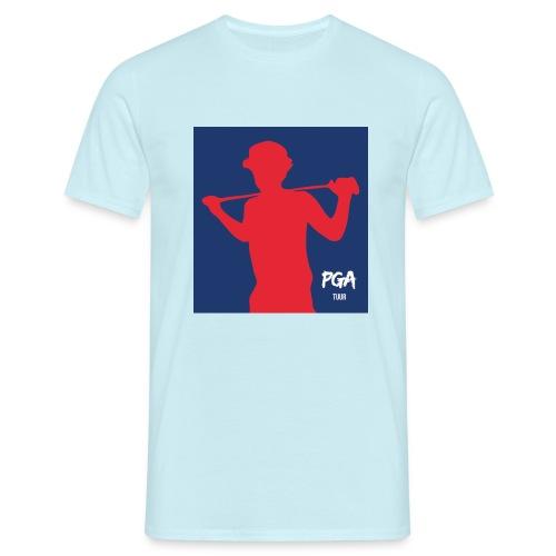 pga newbie blue - Miesten t-paita