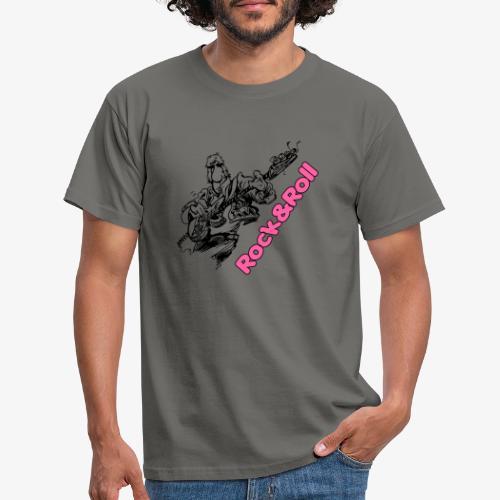 Rock 001 - Camiseta hombre