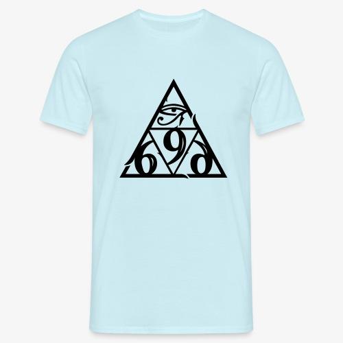 Triple Six Records Logo - Mannen T-shirt