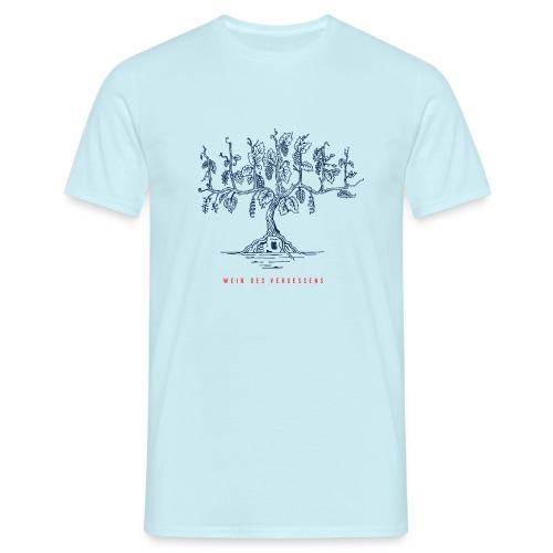 Wein des Vergessens - Männer T-Shirt