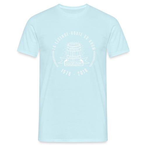 La légende Route du Rhum - Blanc - T-shirt Homme