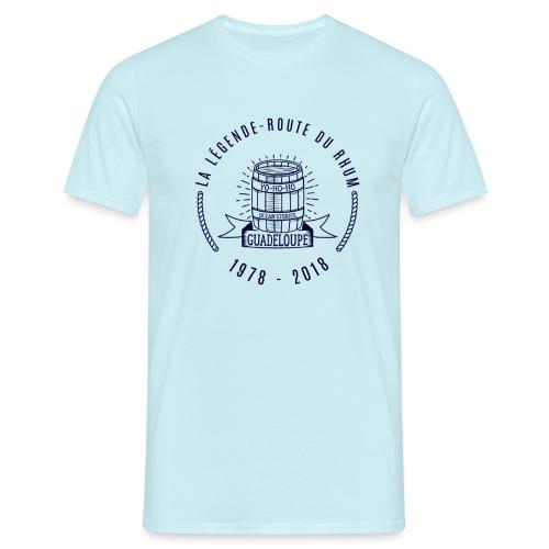 La légende Route du Rhum - Marine - T-shirt Homme