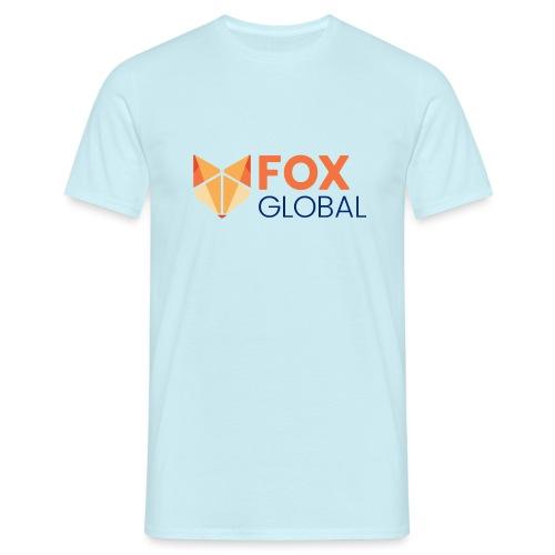 Logo square - Men's T-Shirt
