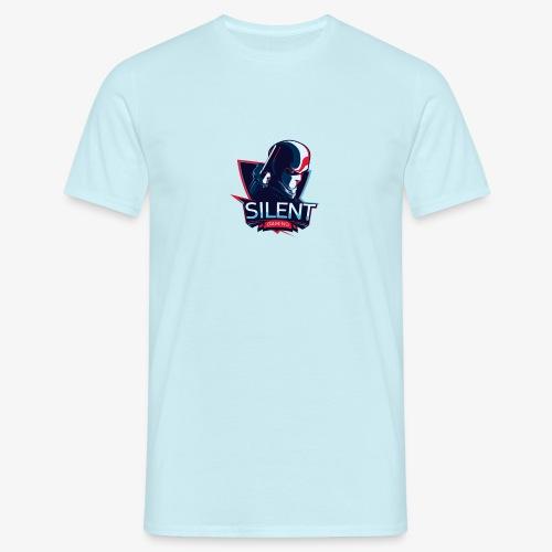 SILENTGAMING Logo color - Männer T-Shirt