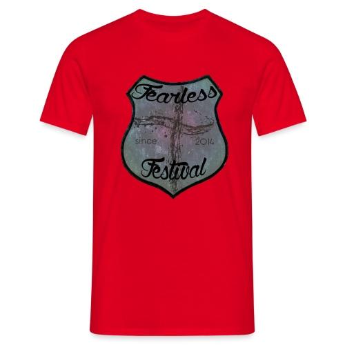 logo - Mannen T-shirt