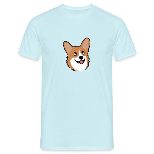 Corgi - Männer T-Shirt