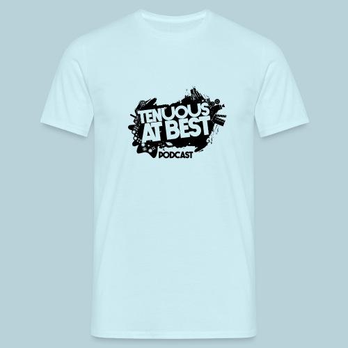 TAB Logo Black - Men's T-Shirt