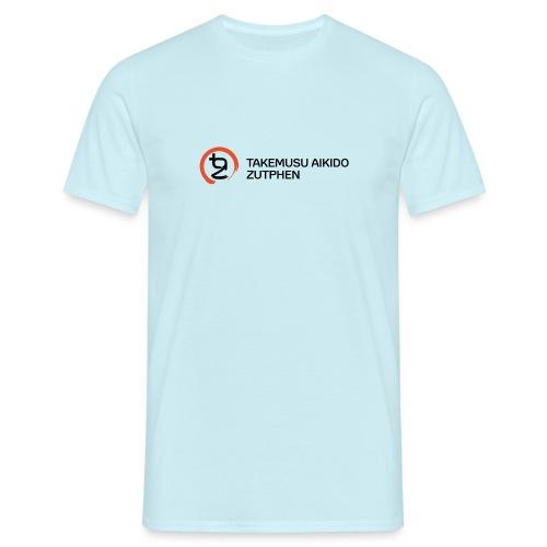 taz text - Mannen T-shirt