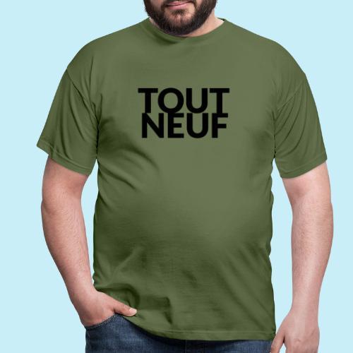 toute neuf - T-shirt Homme