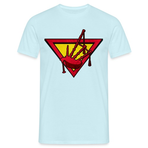 super piper - Men's T-Shirt