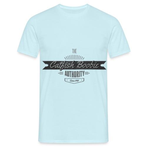 The Catfish Boobie Authority - Männer T-Shirt