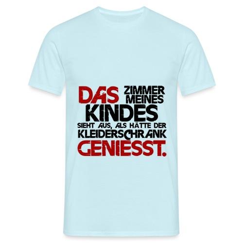 Geniesst - Männer T-Shirt