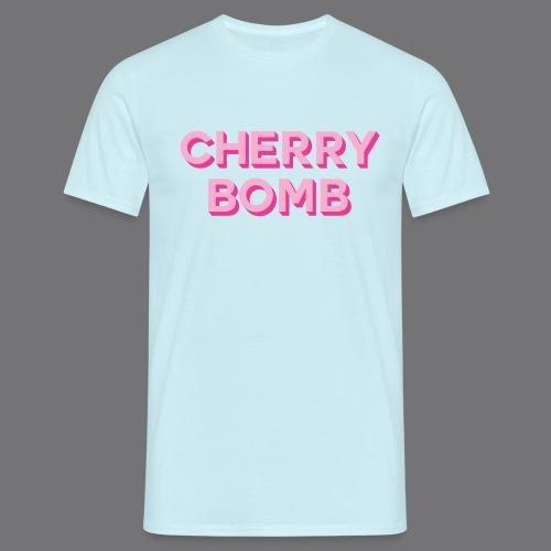 CHERRY BOMB Tee Shirts - Men's T-Shirt