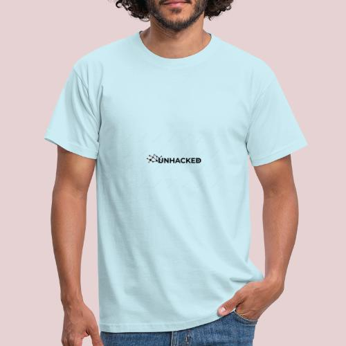 unhacked - T-shirt herr